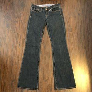Gap 1969 jeans curvy size 0